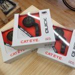 CATEYE QUICK(CC-RS100W)入荷しました!