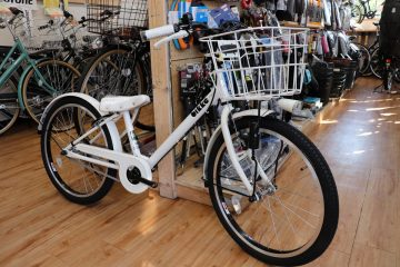 再入荷! ブリヂストン ビッケj 22インチ 子供自転車